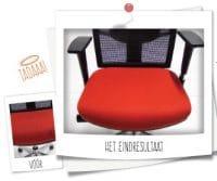 bureaustoel nieuw maken