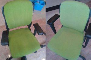 kantoorstoelen schoonmaken