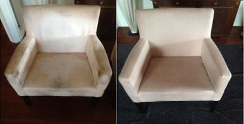 Stoffen Stoel Schoonmaken : Meubelreiniging meubels reinigen matras en bankstel reinigen